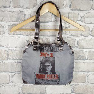 Harry Potter Undesirable No 1 Purse Gray